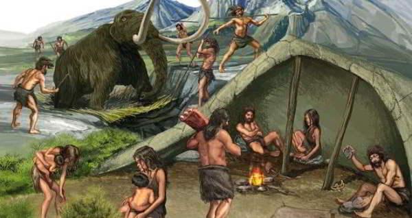 Resultado de imagen de Las reliquias que guardaba la Tierra nos llevó a la prehistoria
